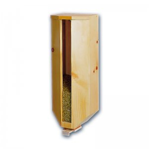 Osttiroler Getreidesilo (1x5 kg) aus Zirbenholz