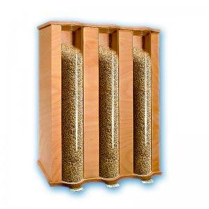 KoMo Getreidespeicher 3x4,5 kg