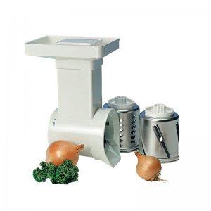 Gemüseschneider Gemüseraspler mit Kenwood-Direktanschluss inkl. 3 Trommeln