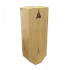 Bild 2 zu Artikel Getreidesilo (3x5kg) aus Zirbenholz