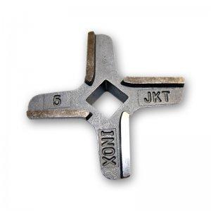 Vierflügeliges Messer für den Aluminiumfleischwolf JFGA