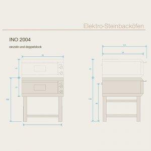 Bild 1 zu Artikel Elektro-Steinbackofen INO 2004
