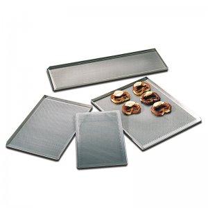 Lochbleche aus Aluminium (Rand 1,5 cm)