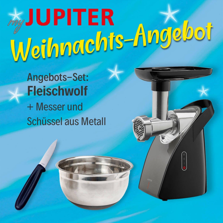 Bild zu  myJupiter Weihnachtsangebot Fleischwolf 862560